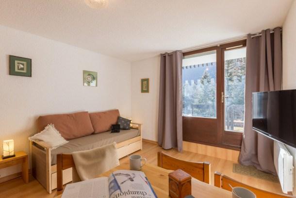 Location vacances Chantemerle -  Appartement - 4 personnes - Télévision - Photo N° 1