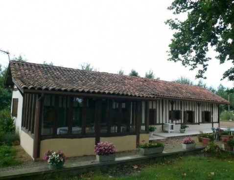 Location vacances Bascons -  Maison - 4 personnes - Barbecue - Photo N° 1