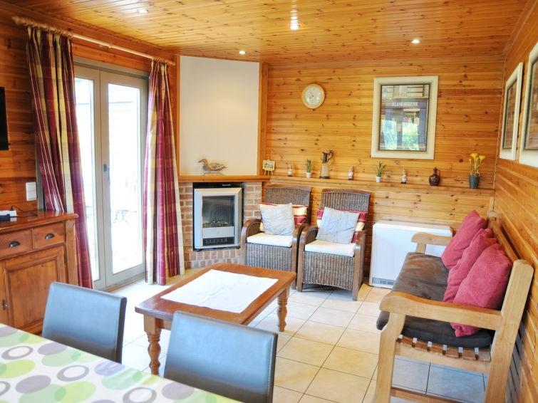 Maison pour 6 à La Roche-en-Ardenne