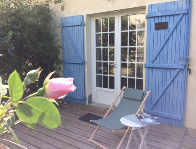 Location vacances Talais -  Maison - 3 personnes - Barbecue - Photo N° 1