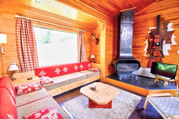 Location vacances Morzine -  Maison - 7 personnes - Télévision - Photo N° 1
