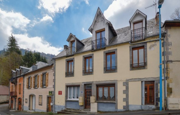 Location vacances Charmensac -  Appartement - 4 personnes - Barbecue - Photo N° 1