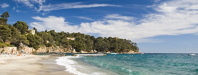 Location vacances Cavalaire-sur-Mer -  Maison - 10 personnes -  - Photo N° 1