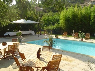 Location vacances Cabasse -  Gite - 6 personnes - Barbecue - Photo N° 1