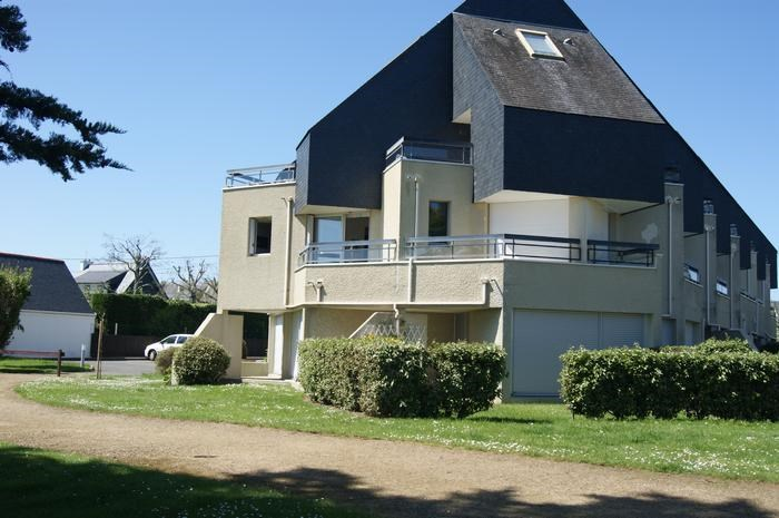 Holiday rentals La Forêt-Fouesnant - Apartment - 3 persons - Garden - Photo N° 1
