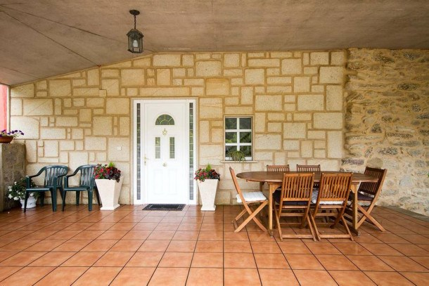 Location vacances Carnota -  Maison - 5 personnes - Barbecue - Photo N° 1