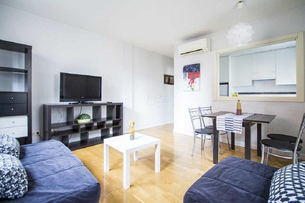 Location vacances Madrid -  Appartement - 4 personnes - Télévision - Photo N° 1