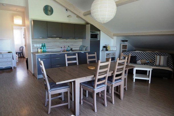 Location vacances Biscarrosse -  Appartement - 6 personnes - Barbecue - Photo N° 1