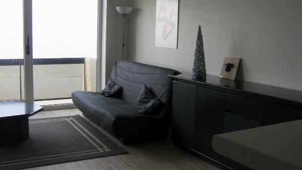 Bel appartement lumineux face à la mer