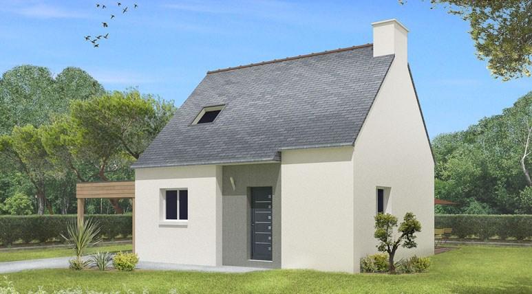 Maison  4 pièces + Terrain Nort-sur-Erdre par MAISONS DE L AVENIR