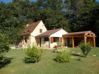 maison de campagne - Gourdon