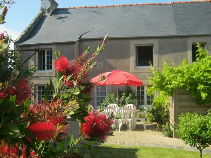 Location vacances Roscoff -  Maison - 6 personnes - Barbecue - Photo N° 1