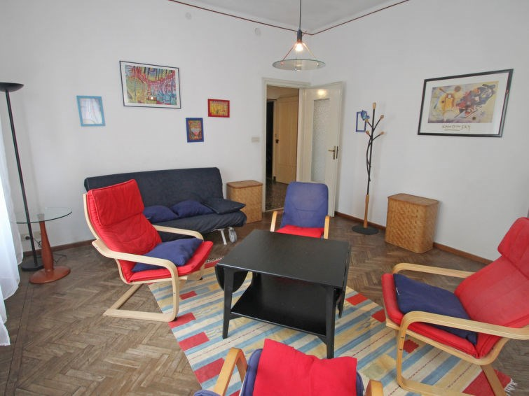 Appartement pour 3 personnes à Arma di Taggia