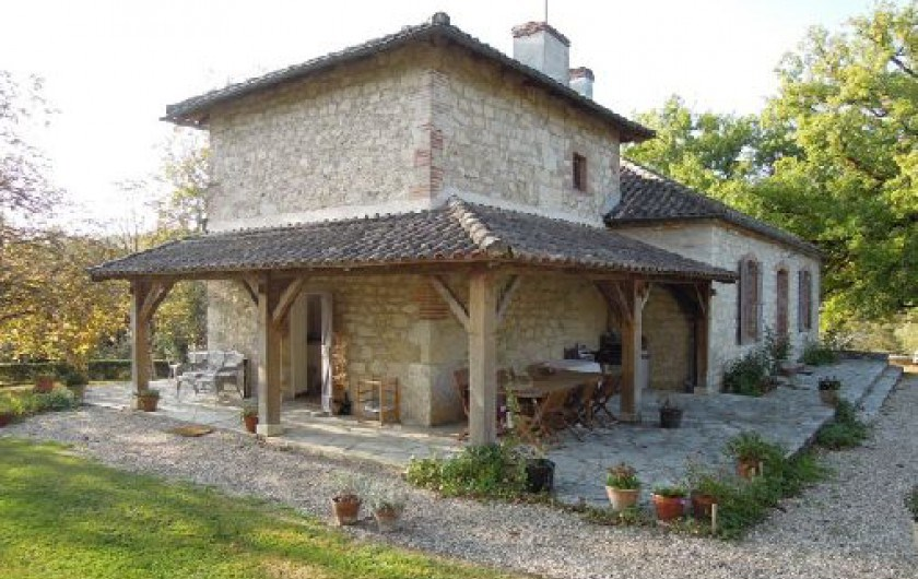 """Maison de campagne de caractère """"de Canhac en Quercy"""" à Vazerac - Midi-Pyrénées à la campagne"""