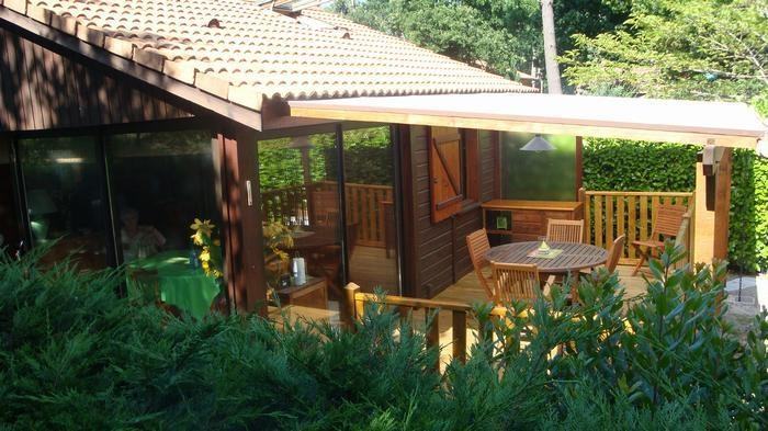 Holiday rentals Gujan-Mestras - House - 6 persons - BBQ - Photo N° 1