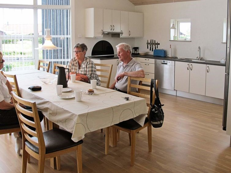 Maison pour 3 personnes à Væggerløse