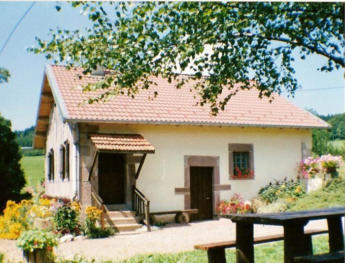 Location vacances Girmont-Val-d'Ajol -  Maison - 4 personnes - Barbecue - Photo N° 1
