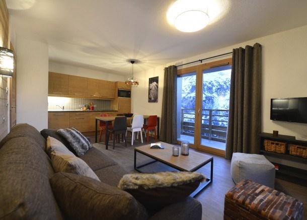 Location vacances Les Belleville -  Appartement - 6 personnes - Lecteur DVD - Photo N° 1