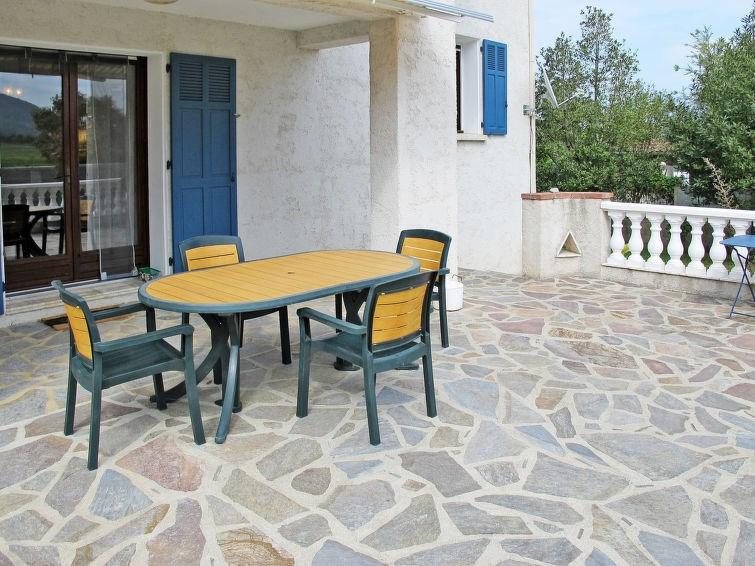 Appartement pour 6 à Ghisonaccia