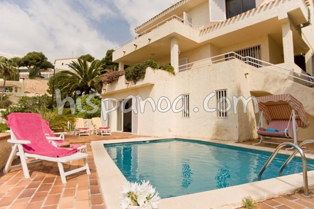 House for 6 ppl. with pool, Altea