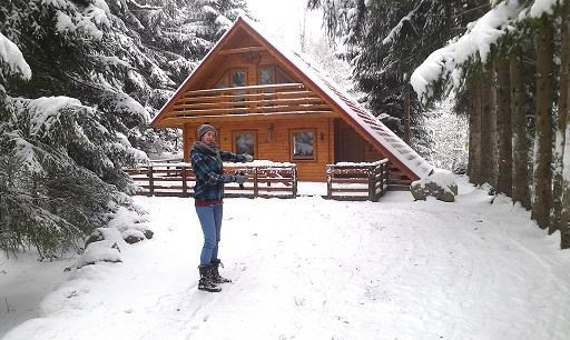 Chalet type 1 (Hiver)