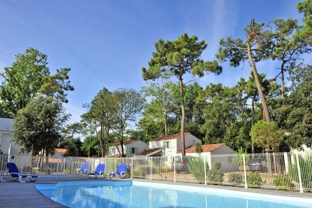 Location vacances Longeville-sur-Mer -  Maison - 10 personnes - Télévision - Photo N° 1