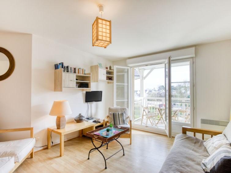 Location vacances Dinard -  Appartement - 4 personnes - Jardin - Photo N° 1