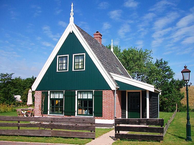 Maison pour 4 personnes à Wieringen