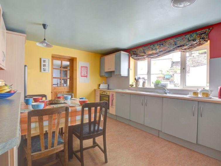 Maison pour 5 personnes à Swansea