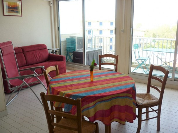 Location vacances La Grande-Motte -  Appartement - 4 personnes - Ascenseur - Photo N° 1
