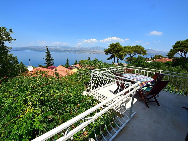 Location vacances Splitska -  Maison - 6 personnes -  - Photo N° 1