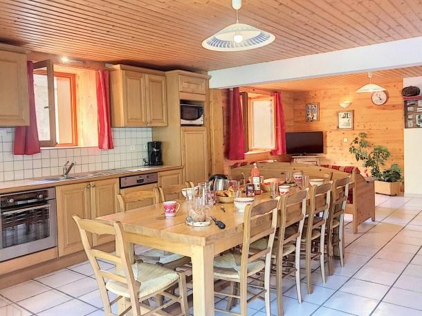 Location vacances Saint-Martin-de-Belleville -  Maison - 8 personnes - Télévision - Photo N° 1