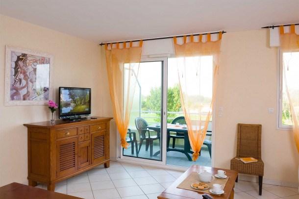 Location vacances L'Aiguillon-sur-Vie -  Appartement - 4 personnes - Câble / satellite - Photo N° 1