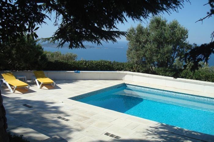 Villa pour 6 pers. avec piscine privée, Hyères
