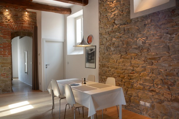 The Canzoniere - Apartment for rent