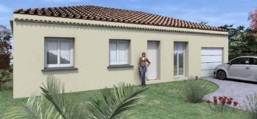 Maison  3 pièces + Terrain 350 m² Camaret-sur-Aigues par MAISONS COTE SOLEIL SUD EST