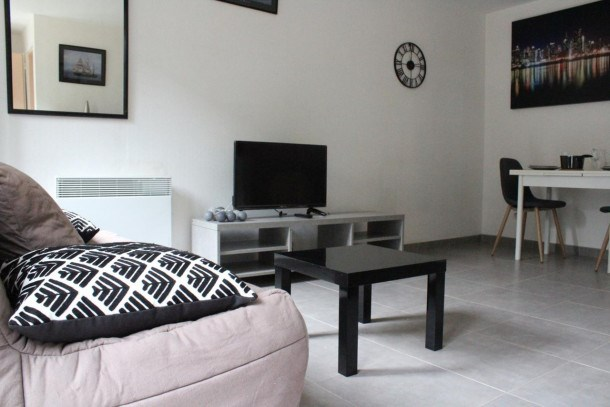 Location vacances La Rochelle -  Appartement - 2 personnes - Télévision - Photo N° 1