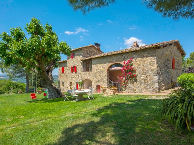 Maison pour 3 personnes à Badia a Passignano