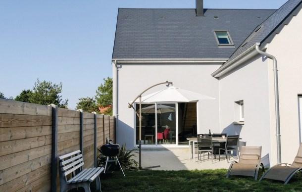 Location vacances Saint-Germain-sur-Ay -  Maison - 4 personnes - Barbecue - Photo N° 1