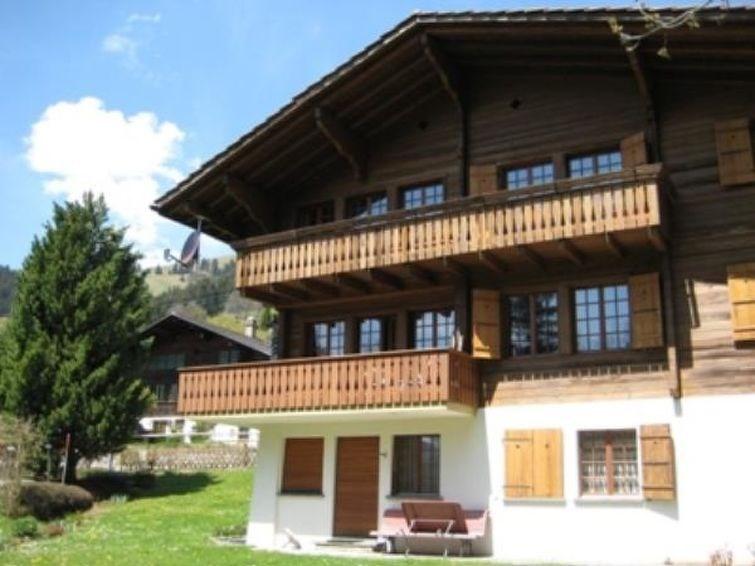 Appartement pour 4 personnes à Schönried