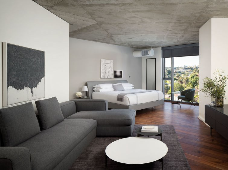 Appartement pour 2 à West Hollywood