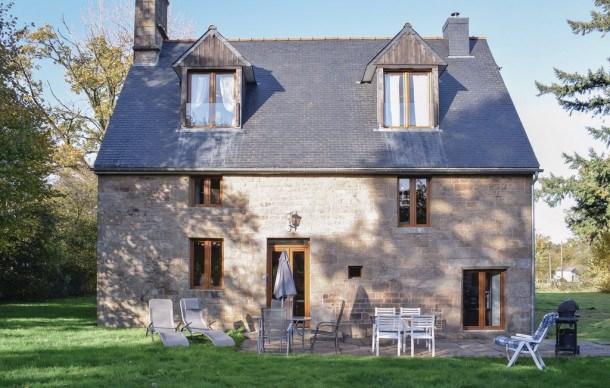 Location vacances Saint-Manvieu-Bocage -  Maison - 6 personnes - Barbecue - Photo N° 1