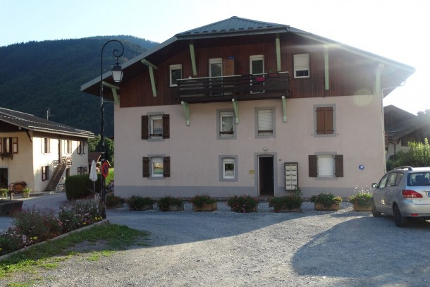 Location vacances Servoz -  Maison - 6 personnes - Lecteur DVD - Photo N° 1