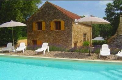 LES VITARELLES gite pour 10 personnes avec piscine 10 hectares autour tranquilitée assuré - Cladech
