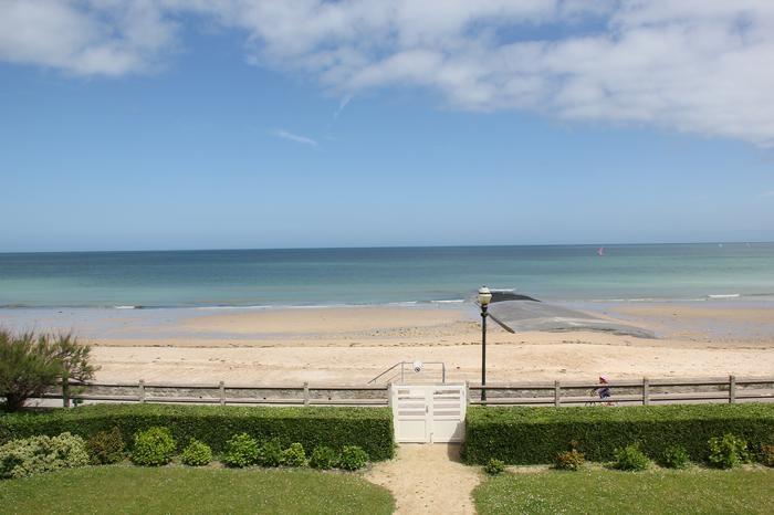 Location vacances Saint-Aubin-sur-Mer -  Appartement - 5 personnes - Jardin - Photo N° 1