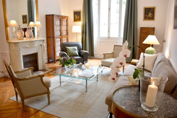 Location vacances Paris 16e Arrondissement -  Appartement - 5 personnes - Billard - Photo N° 1