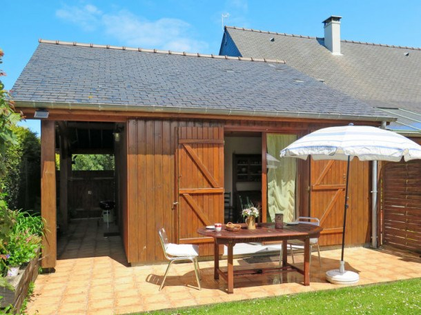 Location vacances Cancale -  Maison - 4 personnes - Barbecue - Photo N° 1