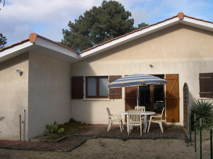 """Frontage / terrace apartment N° 3 """"Océanis"""""""