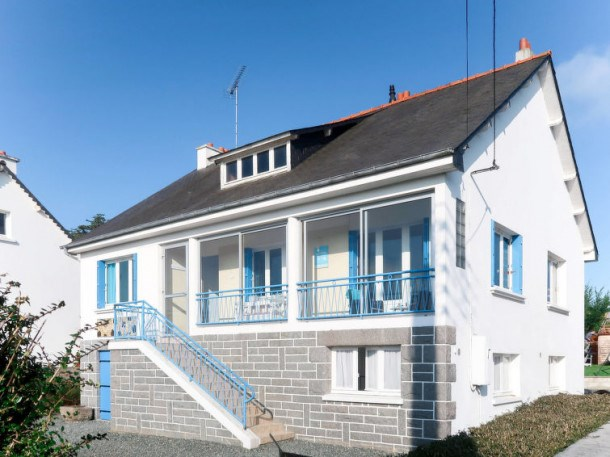 Location vacances Binic -  Maison - 8 personnes - Barbecue - Photo N° 1
