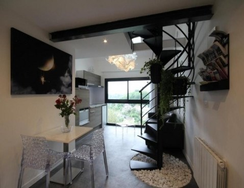 Location vacances Bois-Guillaume -  Appartement - 2 personnes - Barbecue - Photo N° 1